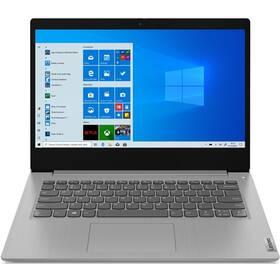 Notebook Lenovo IdeaPad 3 14ITL6 (82H700BECK) šedý