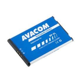 Baterie Avacom pro Nokia 9500, E61 Li-Ion 3,7V 1500mAh (GSNO-BP5L-S1500)