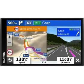 Navigační systém GPS Garmin CAMPER 780T-D (010-02227-10) černý