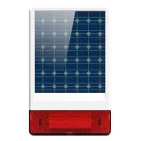 Alarm iGET P12 SECURITY - Venkovní solární siréna (P12)