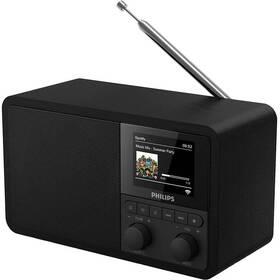 Internetový radiopřijímač Philips TAPR802 černý