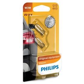 Autožárovka Philips Vision W3W, 2ks (12256B2)