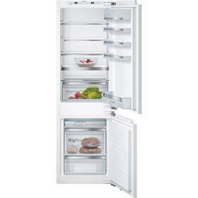 Chladnička s mrazničkou Bosch Serie | 6 KIS86AFE0 bílá