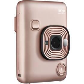 Digitální fotoaparát Fujifilm Instax Mini LiPlay zlatý