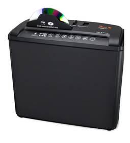 Skartovač Peach PS400-11, 5 listů/ 7L/ CD/ podélný řez (PS400-11)