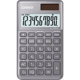 Kalkulačka Casio SL 1000 SC GY šedá