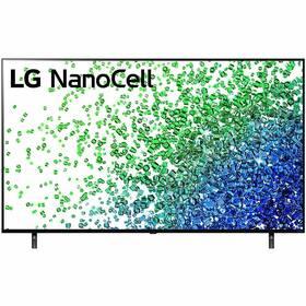 Televize LG 55NANO80P šedá