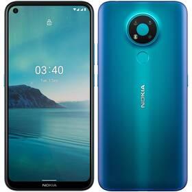 Mobilní telefon Nokia 3.4 (HQ5020KJ29000) modrý