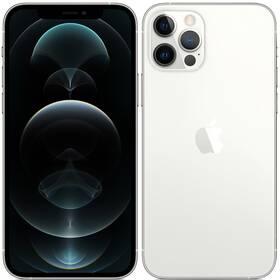 Mobilní telefon Apple iPhone 12 Pro 512 GB - Silver (MGMV3CN/A)