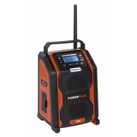 Stavební rádio POWERPLUS POWDP8060