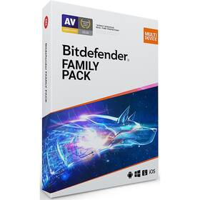 Software Bitdefender Family pack (FP01ZZCSN1215LEN_BOX )