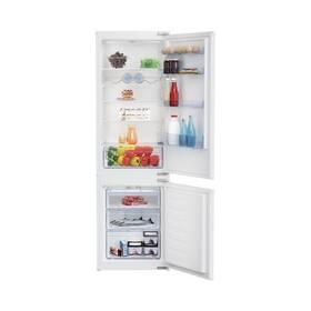 Chladnička s mrazničkou Beko BCHA275K4SN bílá