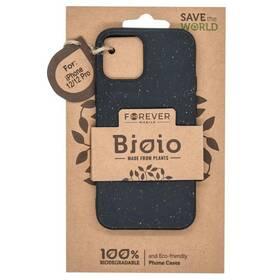 Kryt na mobil Forever Bioio na Apple iPhone 12/12 Pro (HOUAPIP12PMBIOBK) černý