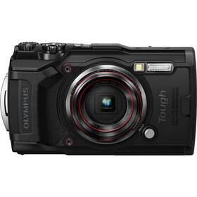 Digitální fotoaparát Olympus TG-6 černý