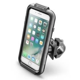 Držák na mobil Interphone na Apple iPhone 8 Plus/7 Plus/6 Plus, úchyt na řídítka, voděodolné pouzdro (SMIPHONE8PLUS)