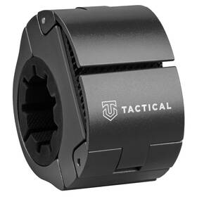 Držák na mobil Tactical Urban Lock Onyx, na kolo šedý