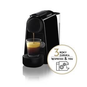 Espresso DeLonghi Nespresso EN85.B černé