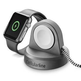 Nabíječka CellularLine Power Dock pro Apple Watch (WATCHSTANDWIRMFIK)