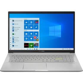 Notebook Asus VivoBook 15 (K513EA-BQ674T) (K513EA-BQ674T) stříbrný