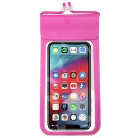 Pouzdro na mobil sportovní Tactical Splash Pouch XXL růžové
