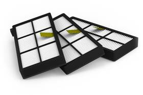 HEPA filtr pro vysavače iRobot 3 ks, pro řadu 800/900