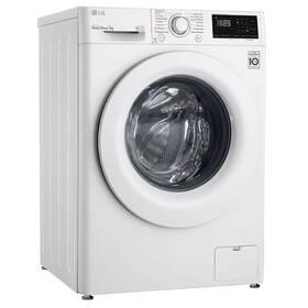 Pračka LG F72J5HY3WE bílá