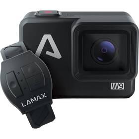 Outdoorová kamera LAMAX W9 černá