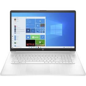 Notebook HP 17-cn0605nc (4A6F3EA#BCM) bílý