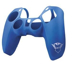 Příslušenství Trust GXT 748 Controller Silicone Sleeve pro PS5 (24171) modré