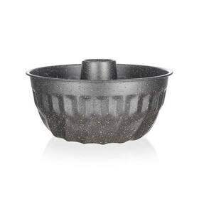 Forma na bábovku BANQUET Granite šedá barva