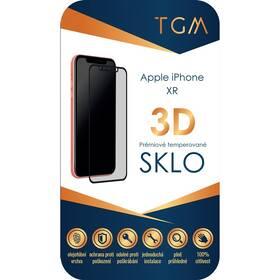 Tvrzené sklo TGM 3D na Apple iPhone XR/11 (TGM3DAPIPXRBK) černé