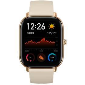 Chytré hodinky Amazfit GTS (A1914-DG) zlaté