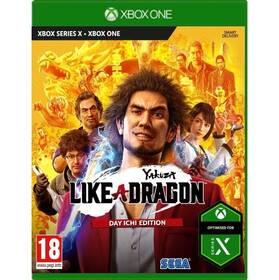 Hra Sega Xbox One Yakuza: Like a Dragon (5055277039715)