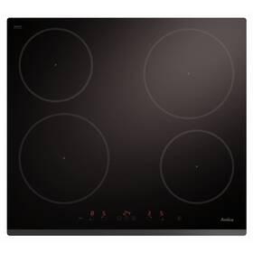 Indukční varná deska Amica DI 6402 MFB černá