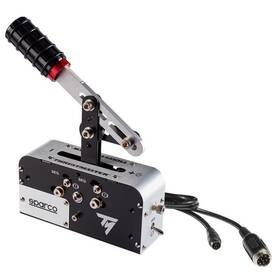 Řadící páka Thrustmaster a ruční brzda TSSH Sparco+ pro PC/PS3/PS4/PS5/ Xbox One/Series X (4060107)