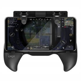 Gamepad iPega Extendable Game Grip, iOS/Android (PG-9117) černý