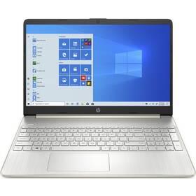 Notebook HP 15s-eq1629nc (244N2EA#BCM) zlatý