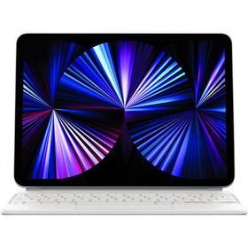 "Pouzdro na tablet s klávesnicí Apple Magic Keyboard pro iPad Pro 11"" (3. gen.) a iPad Air (4. gen.) CZ - bílé (MJQJ3CZ/A)"