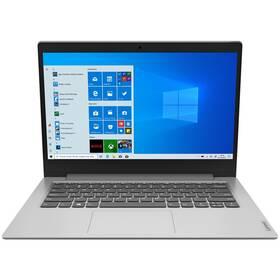 Notebook Lenovo IdeaPad Slim 1-14ADA05 šedý + MS Office 365 pro jednotlivce (82GW002GCK)