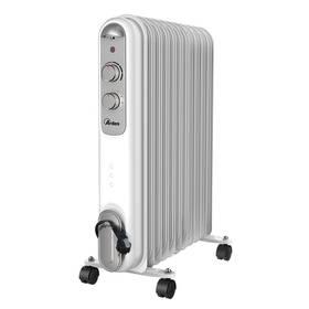 Olejový radiátor Ardes 4R11S stříbrný