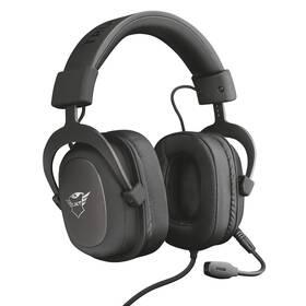 Headset Trust GXT 414 Zamak Premium Multiplatform Gaming (23310) černý