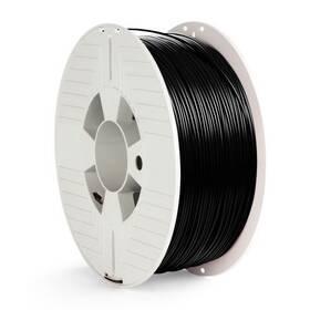Tisková struna Verbatim PLA 1,75 mm pro 3D tiskárnu, 1kg (55318) černá
