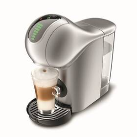 Espresso Krups NESCAFÉ Dolce Gusto Genio S Touch KP440E31 stříbrné