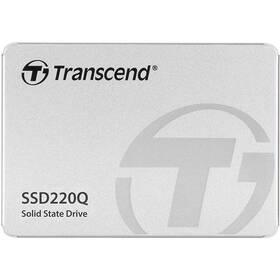 SSD Transcend SSD220Q 500GB 2.5'' (TS500GSSD220Q)