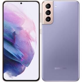 Mobilní telefon Samsung Galaxy S21+ 5G 256 GB (SM-G996BZVGEUE) fialový