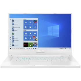 Notebook Asus TUF Dash F15 (FX516PM-HN072T) - ZÁNOVNÍ - 12 měsíců záruka bílý