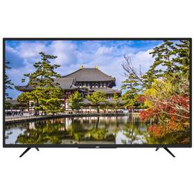Televize JVC LT-65VU3005 černá