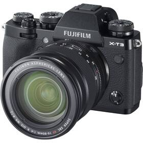Digitální fotoaparát Fujifilm X-T3 + XF16-80 mm černý