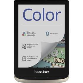 Čtečka e-knih Pocket Book 633 Color - Moon Silver (PB633-N-WW)
