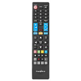 Dálkový ovladač Nedis kompatibilní se všemi televizory Samsung (TVRC41SABK)